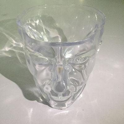 Vacuum Casting transparent