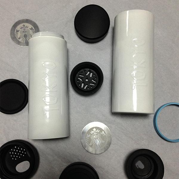 Starbucks prototypes